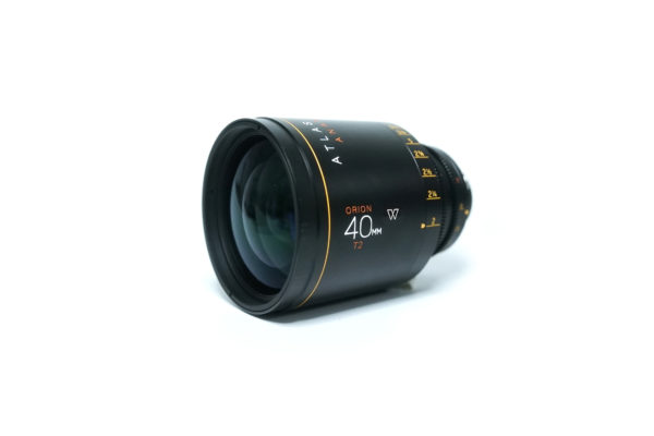 Orion Anamorphic Lenses are here